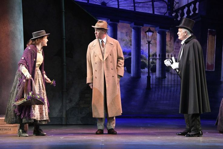pygmalion my fair lady Students will also work as a class to read an abridged excerpt from act ii of george bernard shaw's award winning play, pygmalion the plot of the play is augmented with songs from the filmed musical my fair lady.