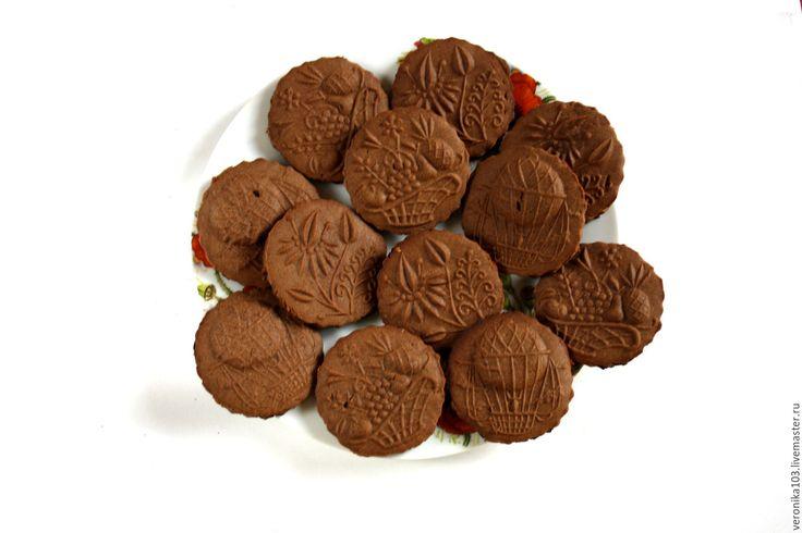 Купить 07 Пряничная форма пресс для теста - коричневый, форма для печенья, форма для пряников