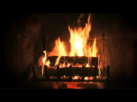 Ambient Fireplace with Jazz & Classical Christmas Music Favorites (2 hrs) - YouTube