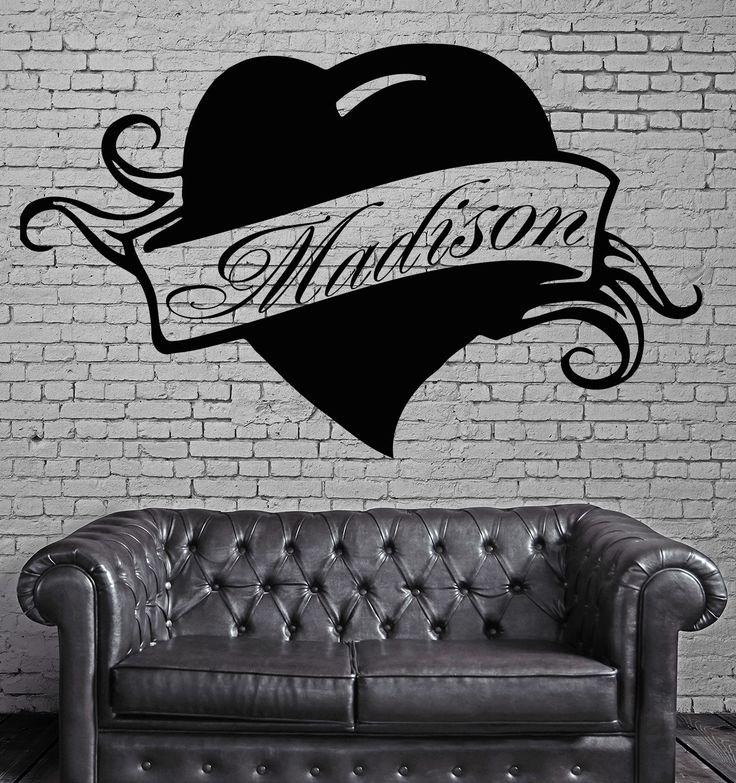 Best Madison Images On Pinterest Madison Name Baby - Custom vinyl decals madison wi