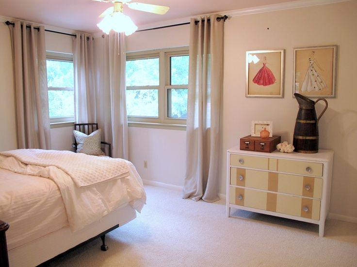 Gold Bedroom Bin