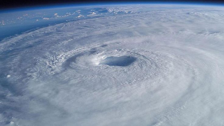 The 15 Most Iconic Hurricane Images of All Time | The Weather Channel