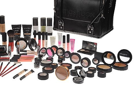 Smashbox Pro Make Up Artist Starter Kit With Case Beauty Cosmetology Makeup