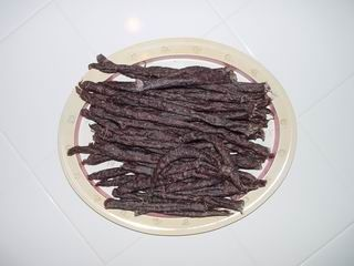 Mama Africa's Recipes: Traditional South African Droewors (Drywors) Recipe - Snack