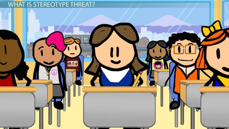 What is stereotype threat