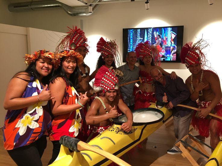 #FERT Asie #semaine_polynésienne #octobre2015