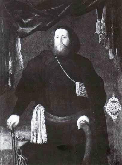 Прозоровский Борис Иванович (1694)