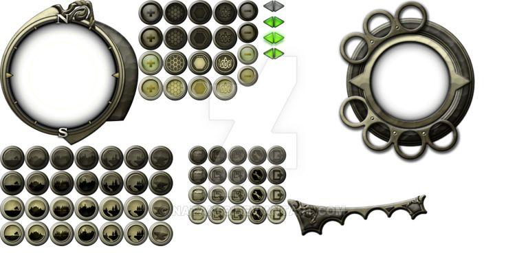 yhey! another fan art wooooohoooo! all vector *just a copy of starcraft II UI