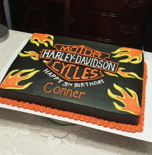 228 best Cakes Harley Davidson images on Pinterest Harley