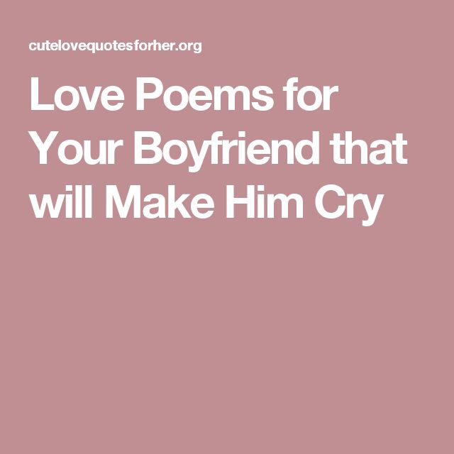 Best 25+ Poems for your boyfriend ideas on Pinterest | Beautiful ...