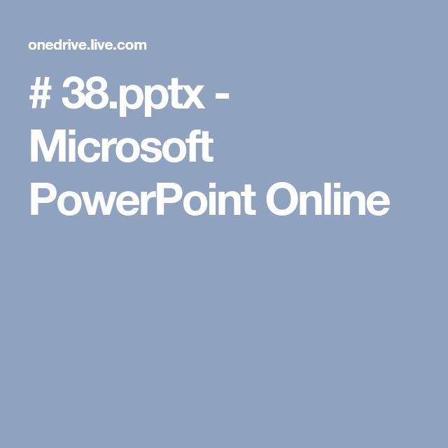 Best  Microsoft Powerpoint Online Ideas On   The
