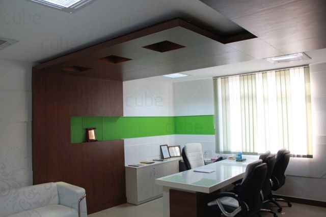 Office cabin interior design concepts office pinterest for Decorate office cabin