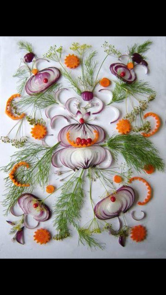 Polish food art
