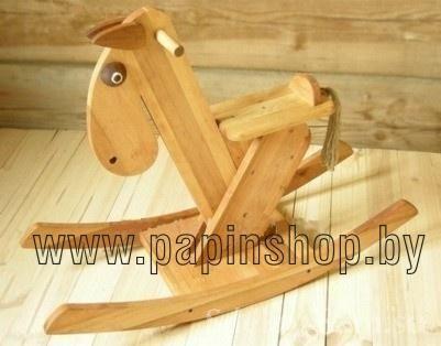 Лошадка качалка для детей