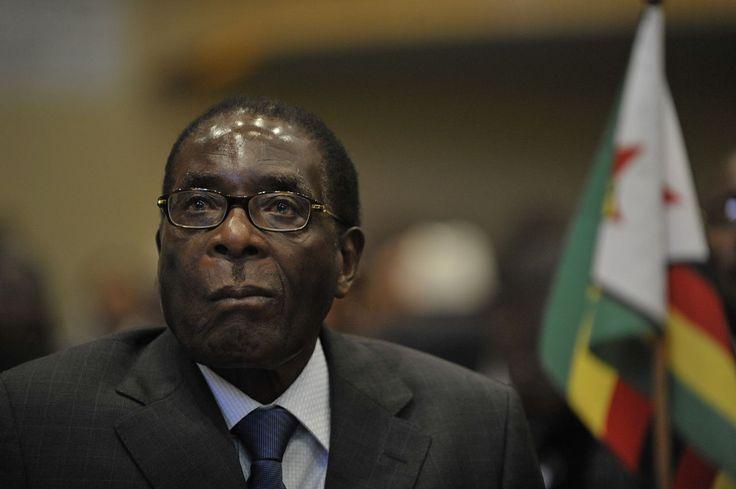 Zimbabwe Coup: Zanu-PF Calls on President Robert Mugabe to Step Down