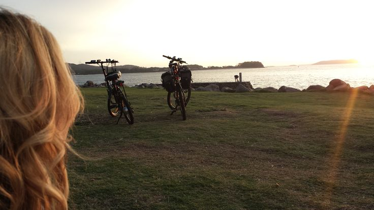 Nelson Bay to Shoal Bay on Bikes