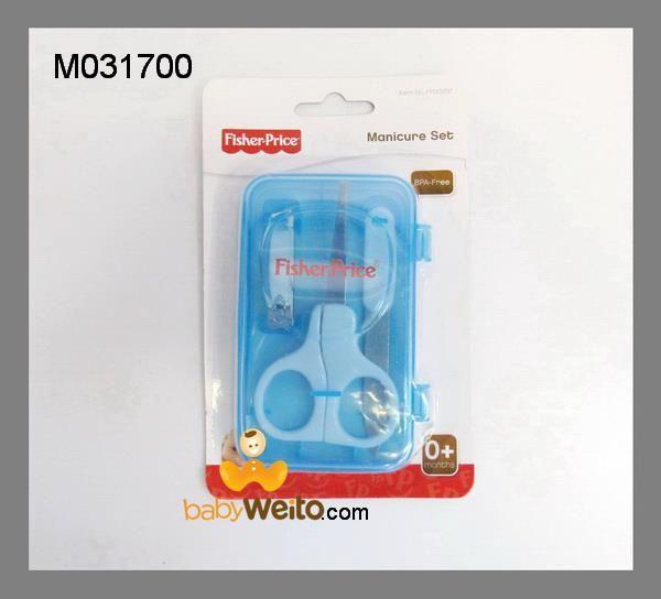 M031700  Gunting Kuku Set  Warna sesuai gambar  IDR 45.000