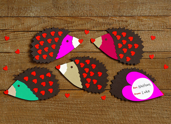 You can never have too many hedgeHUGS! The critters are cute and easy to make for the whole class (or office).