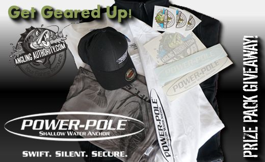 Power-Pole Prize Pack Giveaway! - AnglingAuthority.com