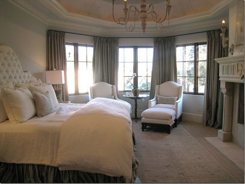 100 ideas to try about bay window treatments bay window for Bedroom bay window treatments