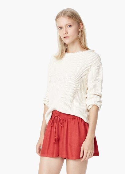 Camisola algodão | MANGO