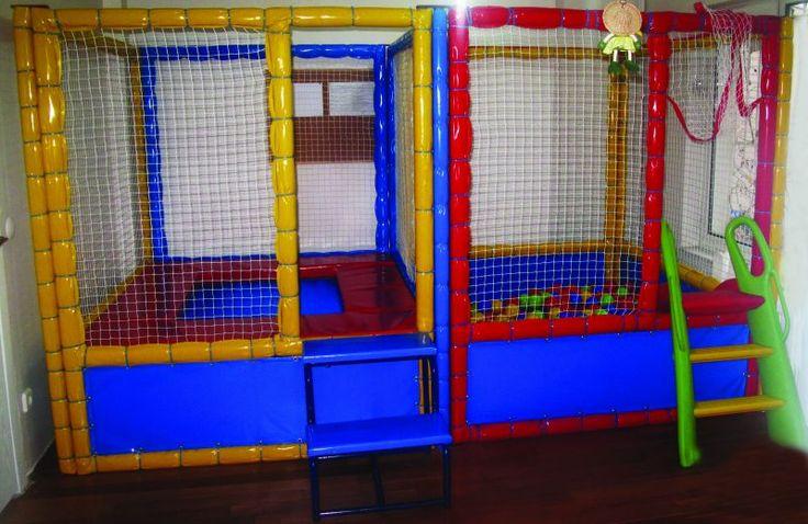 Soft Play İkili Sistem Top Havuzu,Ay-Go, Top Havuzları (Softplay),Ay Geliştirici Oyuncaklar - Anaokulu Donanımları, Anaokulu Mobilyaları