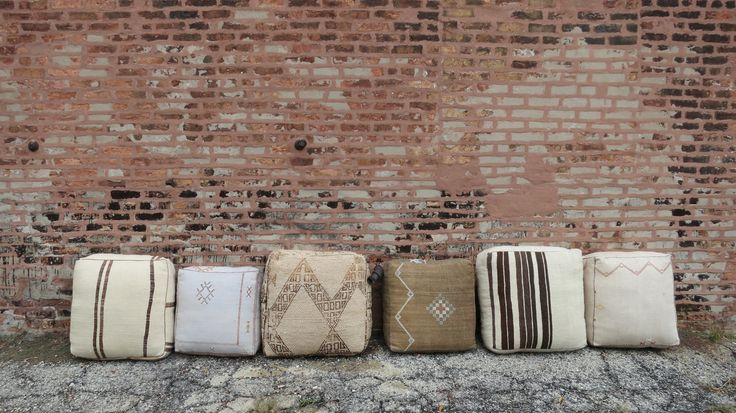'San Antonio' Moroccan Floor Pillow   Maven Collection