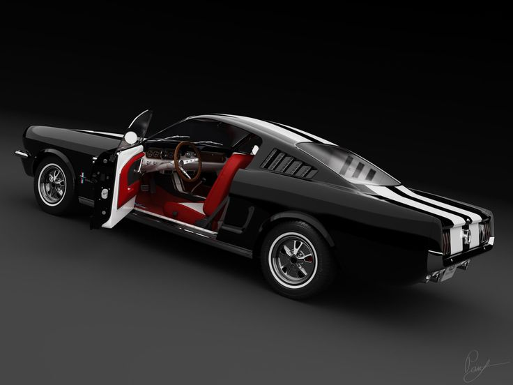 Mustang Fastback '65' ..... soo want this one!!!!! Oh yes you will be mine...