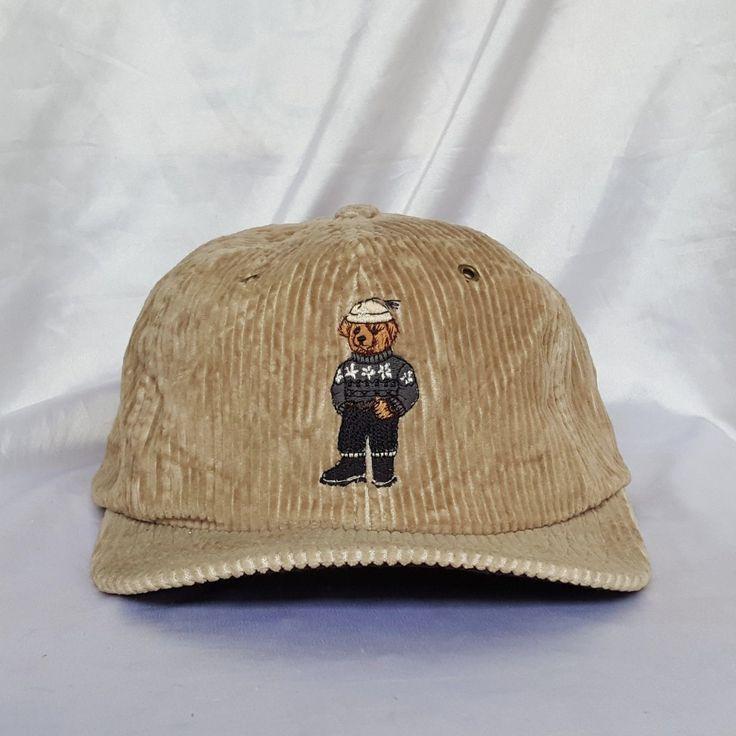 Vintage 90s Polo Sport Ralph Lauren Bear Brown Corduroy Strapback on VTG90s eBay Store! http://www.ebay.com/itm/Vtg-90s-Polo-Ralph-Lauren1-Bear-Brown-Corduroy-Strapback-Cap-Hat-Hip-Hop-Rare-/152387506064 #Vintage #90s #Polo #PoloSport #RalphLauren #Bear #Brown #Corduroy #Strapback #Cap #Hat #HipHop #Rap #Rare #Ski #Snow #Winter #Sportsman #Stadium #PWing