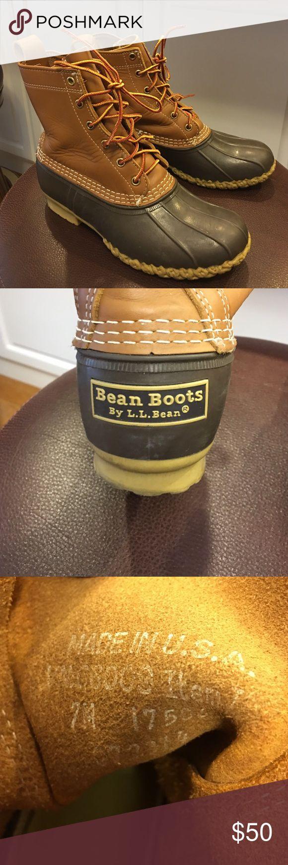 Women's L. L. Bean Boots Women's size 7 Bean Boots Shoes Winter & Rain Boots