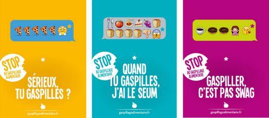 Des visuels de prévention du gaspillage alimentaire - DRAAF Auvergne-Rhône-Alpes