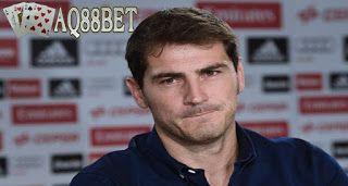 Liputan Bola - Perpisahan Sunyi Casillas Usai Konfrensi Pers