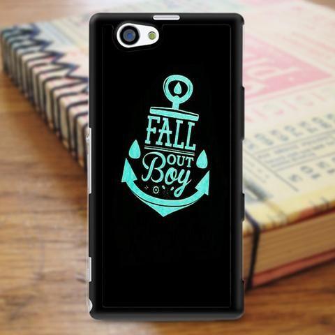 Fall Out Boy Logo Sony Experia Z3 Case