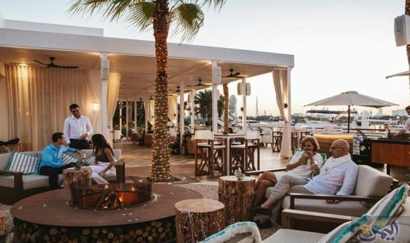 مطعم Best Hotels In Dubai Dubai Hotel Rooftop Bar
