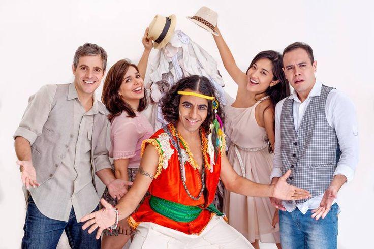 """Em uma celebração da cultura popular, o musical infantil """"A Lenda do Vale da Lua"""", de João Neves, tem temporada no Teatro Porto Seguro."""