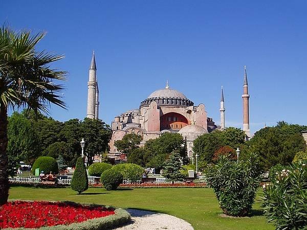 Basilique Sainte Sophie (Istanbul)