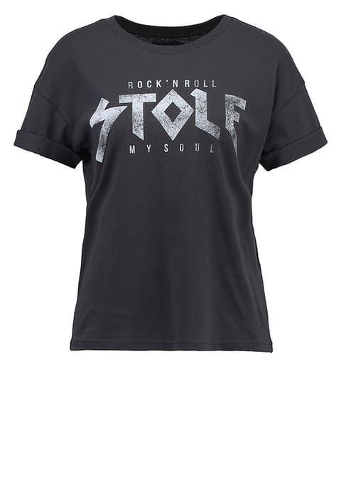 Even&Odd T-Shirt print - dark grey für 16,95 € (07.04.17) versandkostenfrei bei Zalando bestellen.