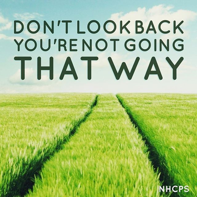 Don't look back!  look FORWARD! Keep going!! Tag a friend who you believe in #nurse #nurses #nursing #nursingschool #medicalschool #medschool #studentnurse #nursingstudent #nurselife #nurseslife #rn #ems #cna #medicalassistant #pa #school #inspo #inspiring #quote #motivation #dontgiveup
