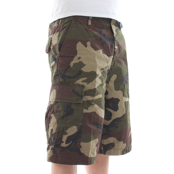 Carhartt Cargo Bermuda Shorts - Camo Morass these are freakin sweet