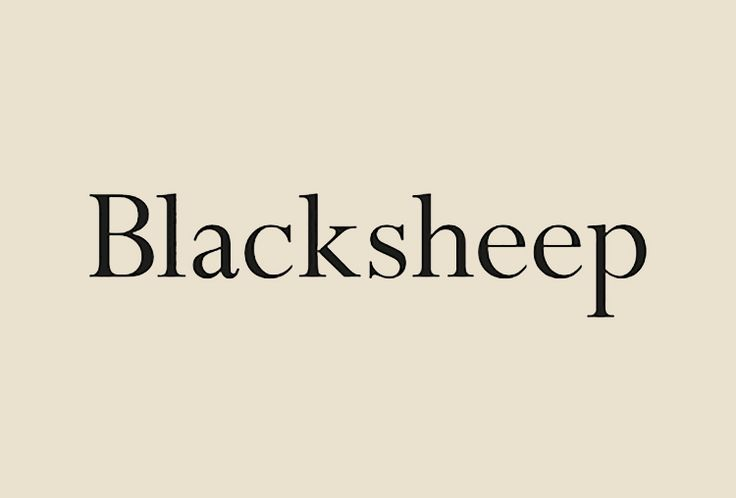Picture of 1 designed by Blacksheep for the project Blacksheep. Published on the…