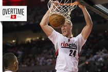 The Portland Trail Blazers have signed center Greg Stiemsma to a training camp contract, it was announced today by president of basketball operations Neil Olshey. In four NBA seasons with Boston, Minnesota, New Orleans and Toronto, Stiemsma (6-11, 260) has averages of 3.2 points (50.9% FG, 70.5% FT), 3.3 rebounds, 0.5 assists, 1.14 steals and 15.0 minutes in 203 career games (42 starts). He will wear No. 54 for the Trail Blazers.