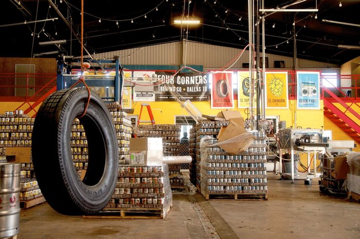 The 6 Dallas Brewery Tours to Take