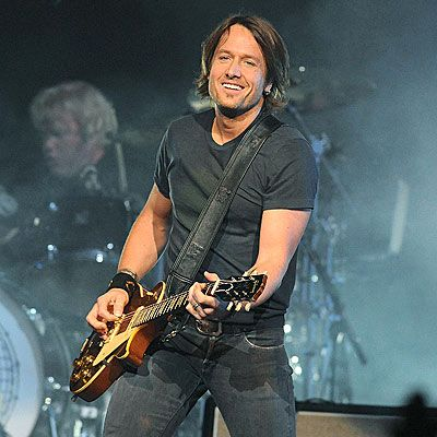 Had no idea how much I liked Keith Urban, until I saw him live. Amazing!