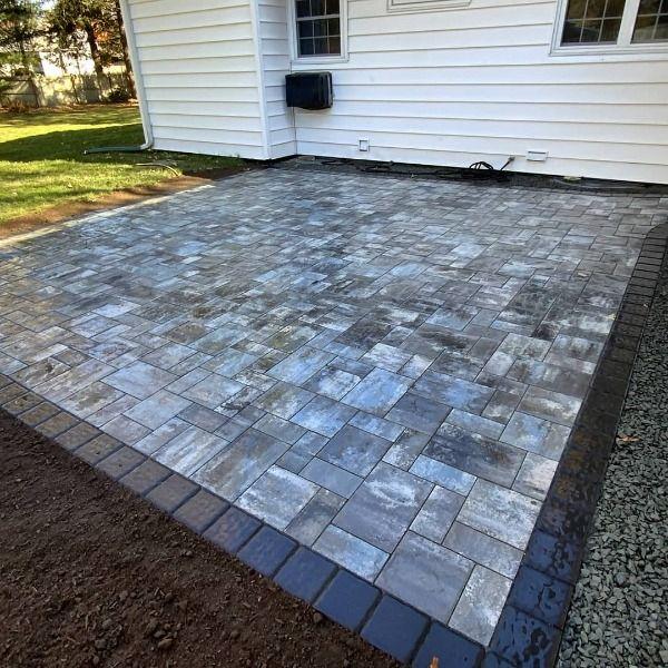 18x18 patio transformation patio
