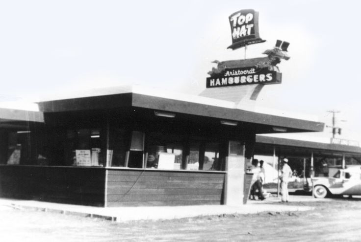 Top hat in stillwater ok 1958 a blast from the past