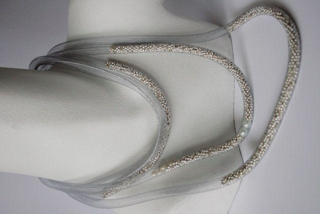 Necklace *Goddess of fog* by PatkaSmirnowjewelery on Etsy