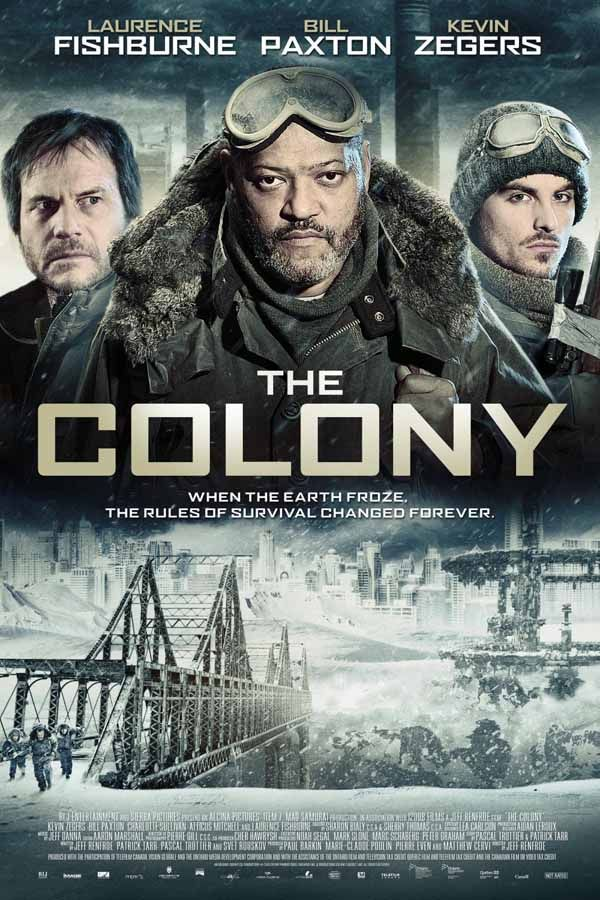New Official Poster for The Colony