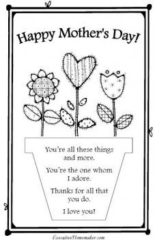 255 best images about Kids - Mother's Day etc on Pinterest   Hand ...