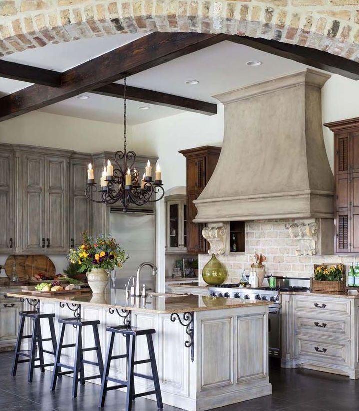 1000 ideas about french farmhouse kitchens on pinterest french kitchens french farmhouse - French farmhouse style ...