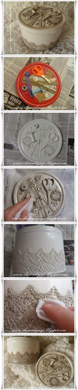 Tutorial ♥ zipper and sewing articles - Plan Provision